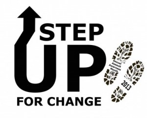 Step Up for Change